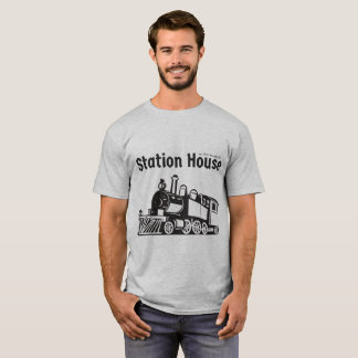 Station House Men's T-Shirt
