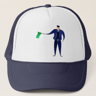 Station Master Trucker Hat