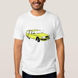 Station Wagon - Customized T Shirts