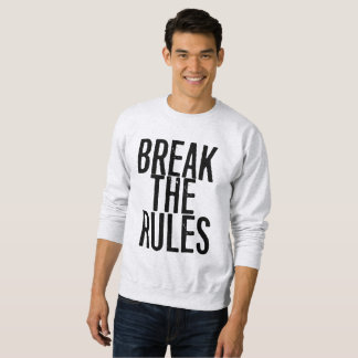 Station-wagon The Rules Pull Over Sweatshirts
