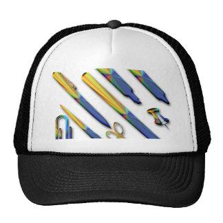 Stationery Mesh Hat
