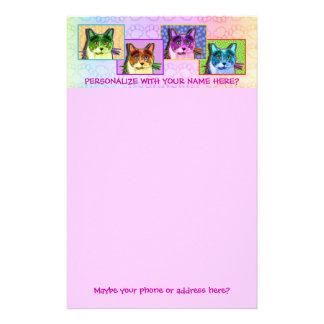 Stationery - Pop Art Tom Cat