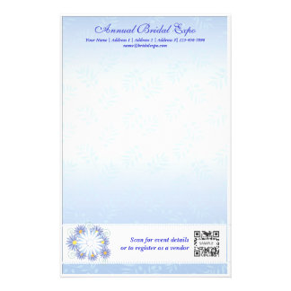 Stationery Template Bridal Expo