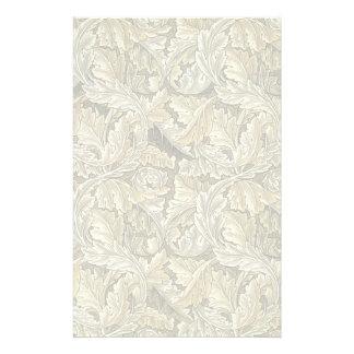 Stationery: William Morris Design: Acanthus Scroll