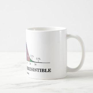 Statistically Irresistible (Stats Humor) Coffee Mugs