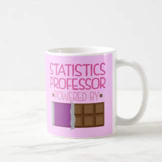 Statistics Professor Chocolate Gift for Her Coffee Mug