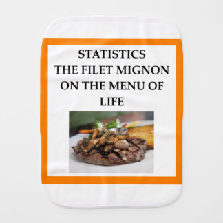 STATS BURP CLOTH