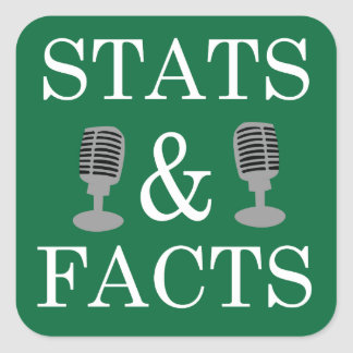 Stats & Facts Sticker