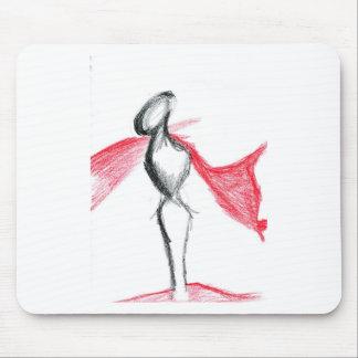 Statua Pallid Red Mousepads