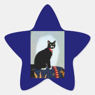 Statue Lucy CB Star Sticker