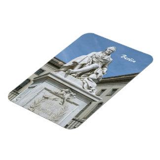 Statue of Alexander von Humboldt in Berlin Magnet
