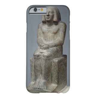 Statue of Ankh, Priest of Horus, Early Dynastic Pe Barely There iPhone 6 Case
