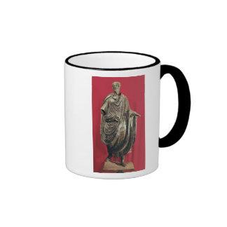 Statue of Caesar Julianus Pacatianus Ringer Mug