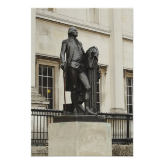 Statue of George Washington Photo Art