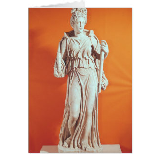 Statue of Hecate Card