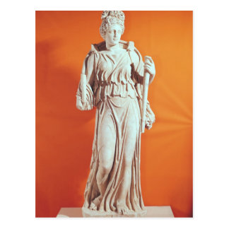Statue of Hecate Postcard