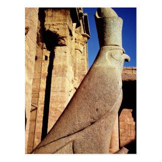Statue of Horus Postcard