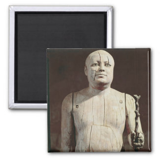 Statue of Ka-Aper Magnet