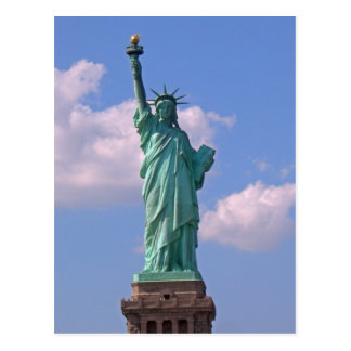 Statue of Liberty 003 Postcard