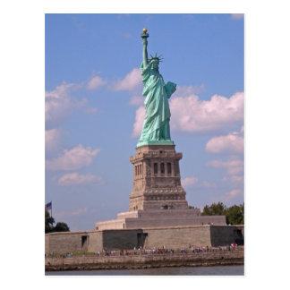 Statue of Liberty 005 Postcard