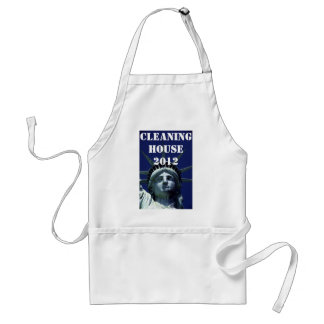Statue of Liberty 2012 Elections Aprons