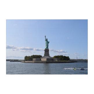 Statue of Liberty Acrylic Print