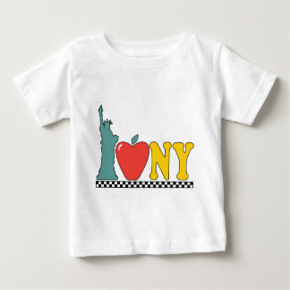 statue of liberty baby T-Shirt