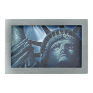 Statue of Liberty Belt Buckles