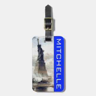 Statue of Liberty BLS Luggage Tag