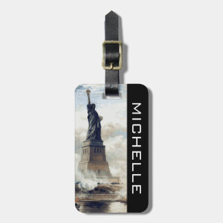 Statue of Liberty BS Luggage Tag