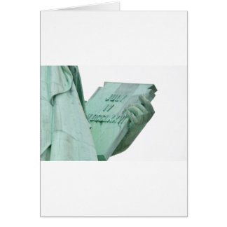 Statue-of-Liberty Card