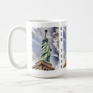 Statue of Liberty custom mugs