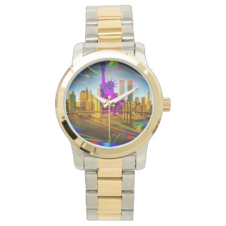 Statue of Liberty  Freiheitsstatue New York Watch