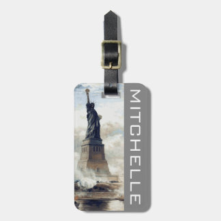 Statue of Liberty GRS Luggage Tag