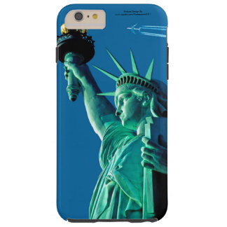 Statue of Liberty image for iPhone-6-Plus-Tough Tough iPhone 6 Plus Case