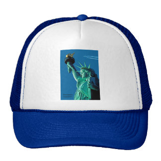 Statue of Liberty image for trucker-hat Cap