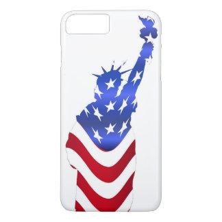 Statue of Liberty iPhone 8 Plus/7 Plus Case