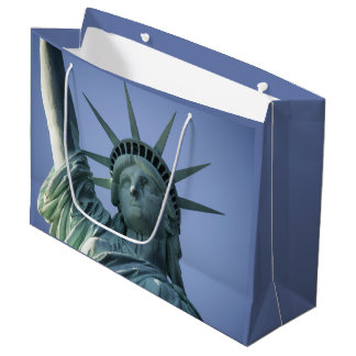 Statue of Liberty large gift bag