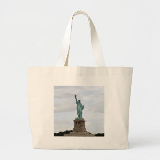 Statue of Liberty Large Tote Bag