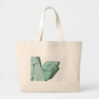 Statue-of-Liberty Large Tote Bag