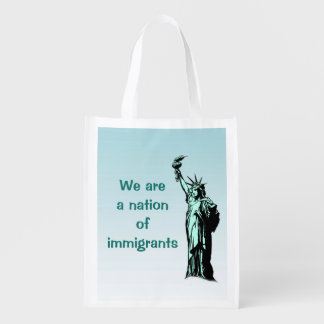 Statue of Liberty Nation of Immigrants
