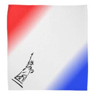 Statue of Liberty New York Bandana