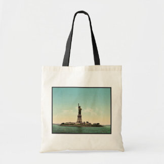 Statue of Liberty, New York Harbor classic Photoch Tote Bag