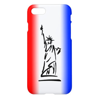 Statue of Liberty New York iPhone 7 Case