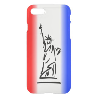 Statue of Liberty New York iPhone 8/7 Case