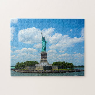 Statue of Liberty New York. Jigsaw Puzzle