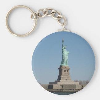Statue of Liberty, New York Key Ring