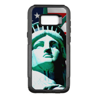 Statue of Liberty, New York, NY OtterBox Commuter Samsung Galaxy S8+ Case