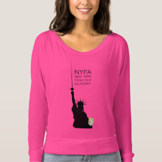 Statue of Liberty NY Fencing Women's Top