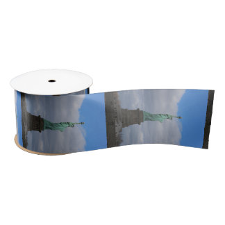 Statue of Liberty NYC Satin Ribbon